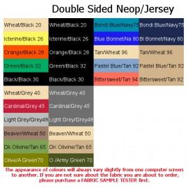Neoprene/Jersey (Double Sided)