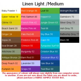 Light/Medium Linen